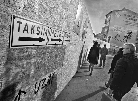 İstanbul'da 'dönüşüm' iyiye doğru değil