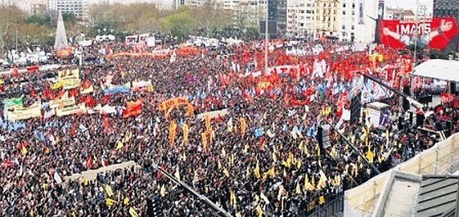 İstanbul Valisi Mutlu: 1 Mayıs Taksim'de kutlanacak