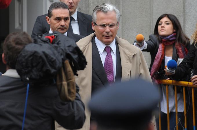 Garzon davası: İspanya uluslararası hukuku ihlal ediyor