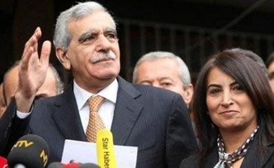 BDP'li Kaplan, Türk ve Tuğluk'tan Ergenekon davasına müdahillik talebi
