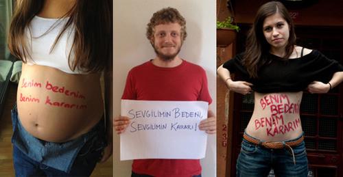 Bianet 'Kürtaj Hakkı' kampanyası başladı