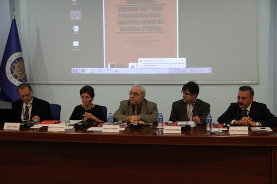 Türkiye - Ermenistan sınırının geleceği tartışıldı