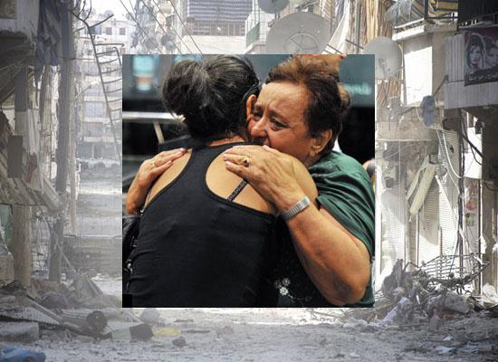 Patrikhane'den Suriye çağrısı