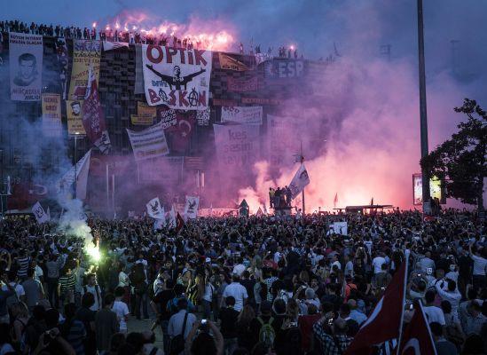 'Sergimiz Gezi Direnişi'ne dair bir bellek ve gündem yaratma çabası'