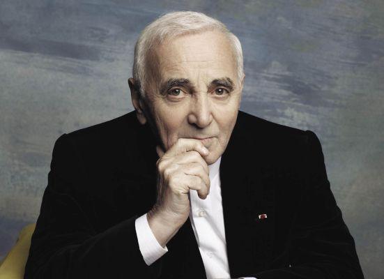 Perwer'den sonra sıra Aznavour'da (mı?)