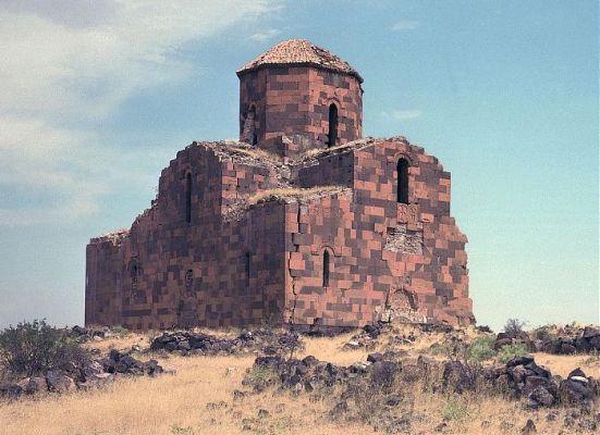 Mren Katedrali Dünya Anıtlar Vakfı listesinde
