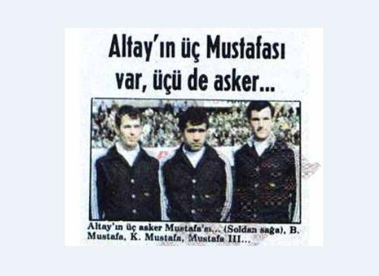 Üç Mustafa Destanı