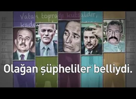 Hrant'ın Arkadaşları'ndan yeni video: Olağan şüpheliler 83'ten yargı önüne
