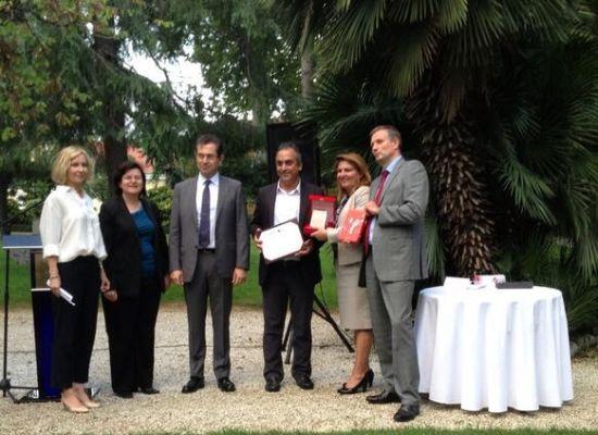 Türkiye-Ermenistan Gazetecilik Ödülü Esayan'a verildi