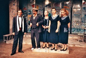 Tiyatro dünyasının acı kaybı