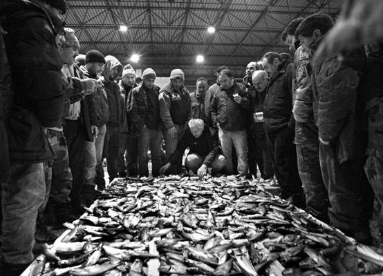 Kumkapı Balık Hali kente veda ederken