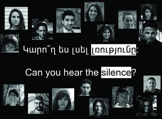 Ermenistan'da homofobi de var mücadele de!