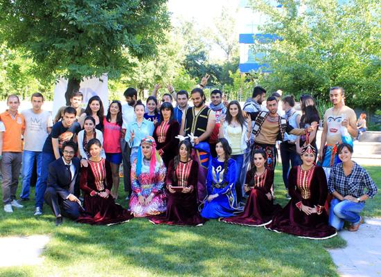 Ermenistan ve Türkiye'den 20 kardeş