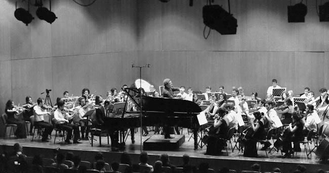 Türkiyeli ve Ermenistanlı müzisyenler Beethoven'da birlik oldu