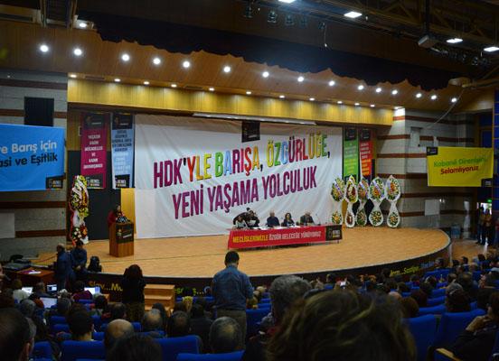 HDK Genel Kurulu'ndan 2015 kararı