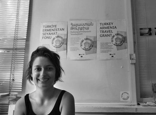 'Ermenistan'da bütün yaşlılar dedeme benziyordu'