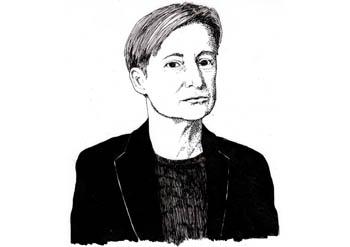 Bir acayip Judith Butler