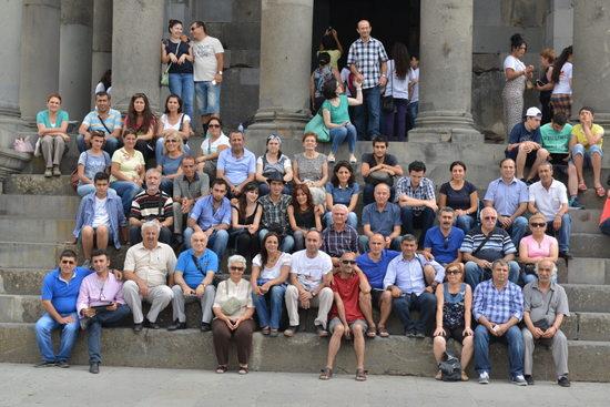 Diyarbekir'den Yerevan'a bir yol