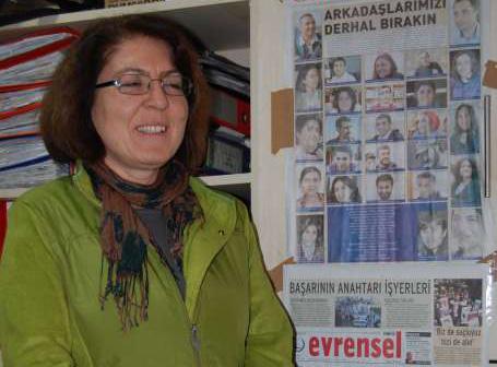 Gazeteciye sorular: Roni'yi, Zarakolu'nu Talabani'yi tanır mısın?
