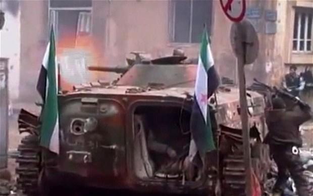 Suriye'nin Homs kentinde bir Ermeni öldürüldü