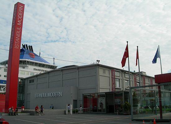 İstanbul Modern Sanat Müzesi'nin kaldırılması kararlaştırıldı