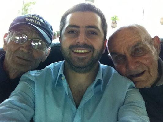 Kesablı Ermenilerin Vakıflı günleri belgesel oldu