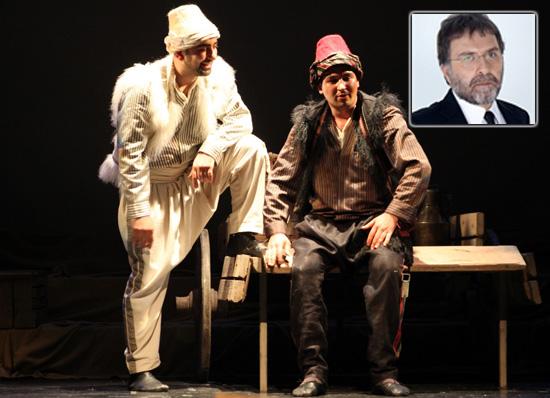 'Ermeni tehciri' ilk kez sahnede