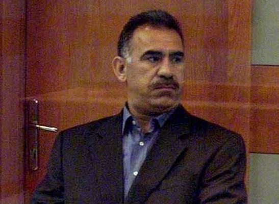 Öcalan: İmralı'da beni ABD temsilcileri de karşıladı