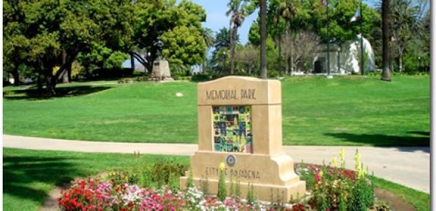 Pasadena'da Soykırımı Anıtı çalışmaları