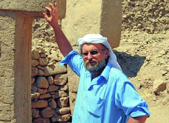 Mezopotamya Klaus Schmidt'i kaybetti
