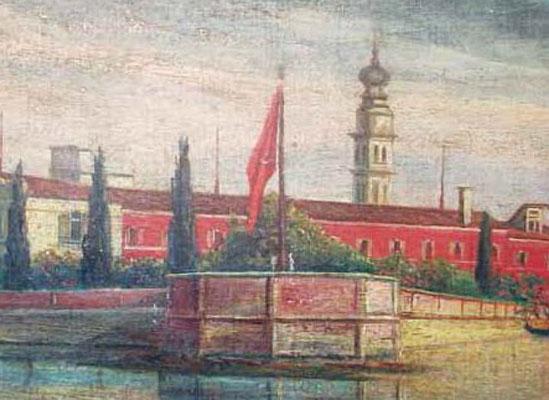 San Lazzaro'da Türkçe tiyatro