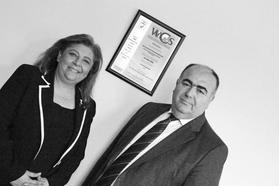 Sahakyan'ın ISO 9001 Gururu