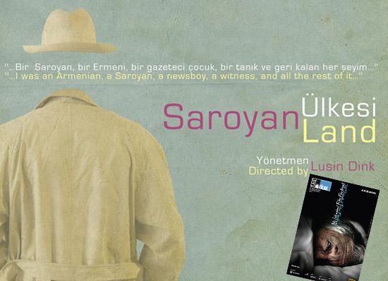 'Saroyan Ülkesi' festivalde
