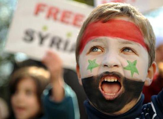 Halep de isyan etti