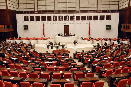 Çözüm Süreci çerçeve yasası mecliste