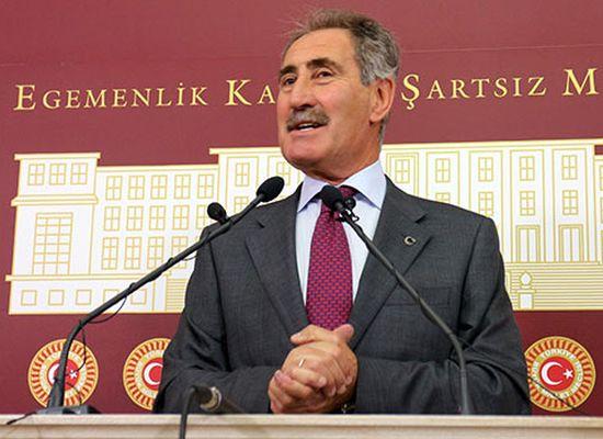 Ertuğrul Günay'ın gündemin AKP'den istifa yok