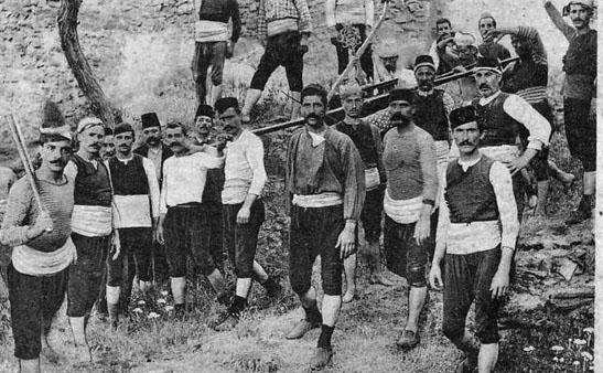 İstanbul'u titreten Ermeni ve Rum kabadayılar