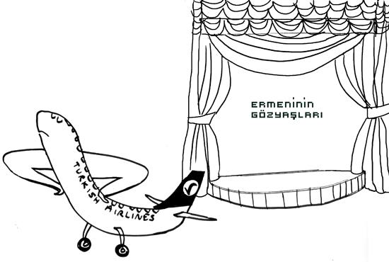 'Ermeni'nin Gözyaşları' sponsor krizi çıkardı