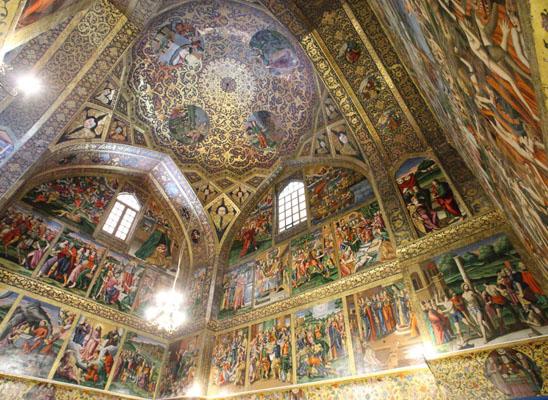Vank Kilisesi'nin 350. yılında tören