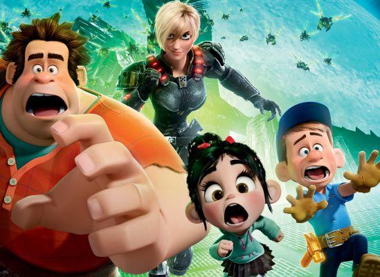 Oyunbozan Ralph 'En İyi Animasyon Filmi' seçildi