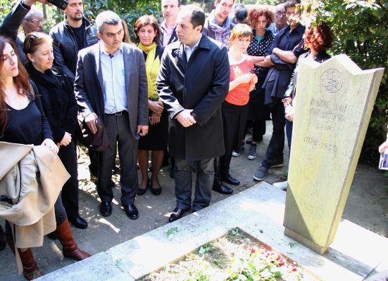 Sarafian: Ermenileri koruyan Türkleri de anmalıyız