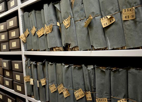 Yerevan'da arşivler herkese açık