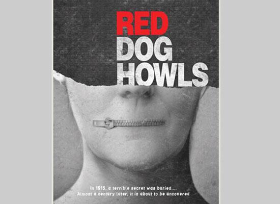 """""""Kırmızı köpek uluyor"""""""