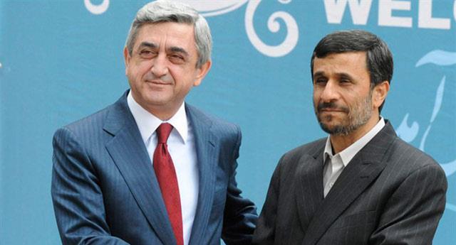 İran – Ermenistan ilişkileri Azerbaycan'a dert