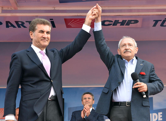 AKP ile Cemaat arasındaki seçimin kaybedeni: CHP