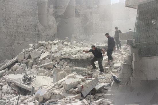 Halepli Ermenilerin en zor günleri