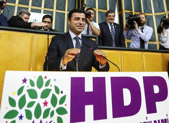 HDP'nin Cumhurbaşkanı adayı haftasonu açıklanıyor