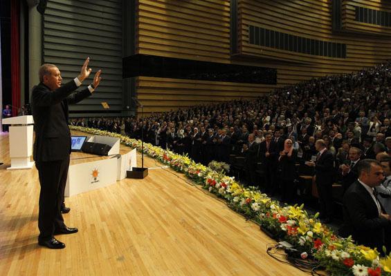 Erdoğan: Vesayetler tarihi bitecek