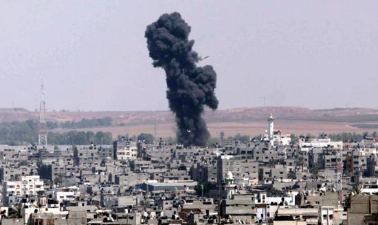 İsrail ordusu Gazze saldırısını genişletiyor