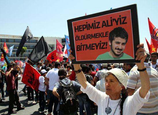 Ali İsmail Korkmaz davasında yeni tutuklu yok